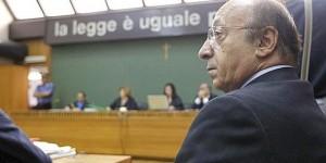 Juventus: no del Tar a ricorso su risarcimento per Calciopoli