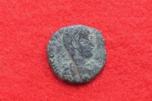 Monete antica Roma sotto terra a Okinawa. Il viaggio misterioso...