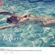 Monica Bellucci senza veli su Paris Match racconta il sesso maturo