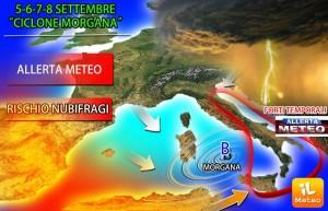 Meteo, domenica di sole e caldo. Poi arriva Morgana, freddo e pioggia su tutta Italia