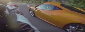 Sassuolo, con la moto a 300 km/h