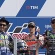 MotoGp, Dani Pedrosa primo a San Marino. Dietro Valentino Rossi e Lorenzo