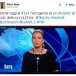 Marina Nalesso conduce Tg1 col crocifisso al collo: bufera sul web02