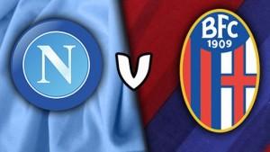 Napoli-Bologna streaming e diretta tv, dove vederla