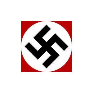 Guarda la versione ingrandita di Una svastica nazista