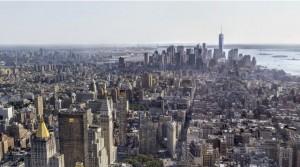 New York a 360 gradi: ecco com'è vista dall'Empire State Building