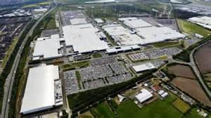 La fabbrica di Sunderland