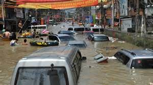 Alluvioni in Corea del Nord