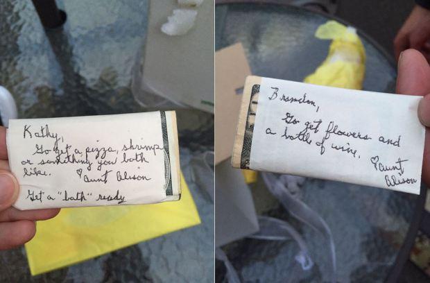 """Aprono regalo 9 anni dopo le nozze. Dentro """"il trucco per fare pace quando si litiga"""" FOTO2"""