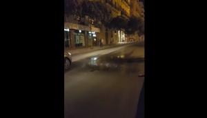 La nuvola di Fantozzi è tornata a Palermo