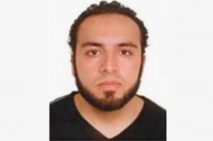 L'attentatore di New York: quest'uomo è armato e pericoloso FOTO