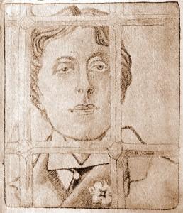 Guarda la versione ingrandita di Prigione di Reading, tributo al suo carcerato più celebre: Oscar Wilde