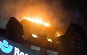 Bochum: incendio in ospedale, almeno 2 morti e 15 feriti