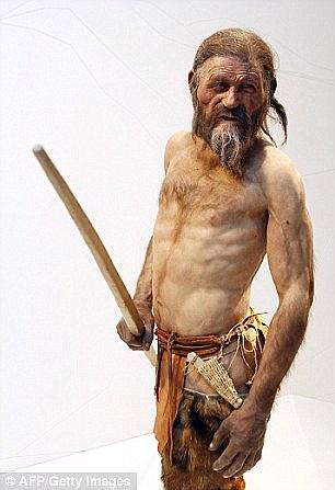Otzi, svelati i segreti della più antica mummia europea FOTO-VIDEO04