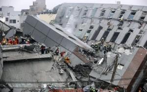 Francia: esplosione palazzo Digione, probabile fuga di gas