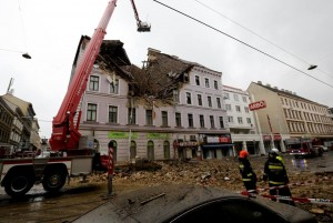 Israele: cede gru e crolla edificio in costruzione, almeno 6 feriti