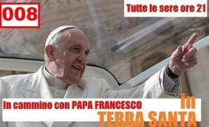 "Papa Francesco: ""No alla tv a tavola"". Pure quando parla di lui?"