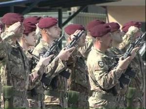 Libia, contingente italiano arrivato a Misurata: medici, militari e parà