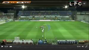 Parma-AlbinoLeffe Sportube: streaming diretta live, ecco come vederla