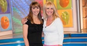 Benedetta Parodi e Antonella Clerici insieme a La Prova del Cuoco