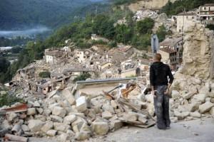 Terremoto Centro Italia, scossa 3.4 vicino ad Ascoli Piceno, tra Montemonaco e Montegallo