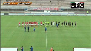 Piacenza-Olbia Sportube: streaming diretta live, ecco come vederla