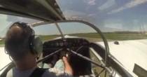 Perde l'elica in volo <br /> incredibile atterraggio