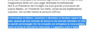 "Di Maio gaffe: ""Renzi come Pinochet... in Venezuela"""