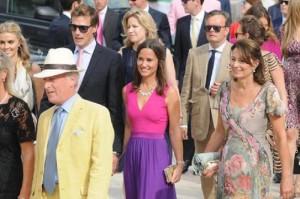 Guarda la versione ingrandita di Pippa Middleton, rubate 3mila foto private: chiesto riscatto di 50mila sterline (foto d'archivio Ansa)
