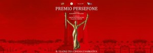 La statuetta del Premio Persefone