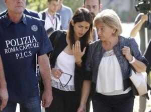 Paola Muraro. I carabinieri di nuovo a Rocca Cencia (Ama)