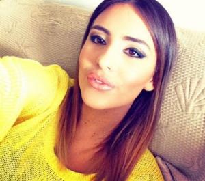 Anastasija Raznatovic, figlia di Arkan è star su Instagram. Ma qualche follower...