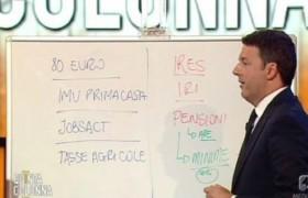 Pensioni e Equitalia: le mosse di Renzi per vincere il referendum