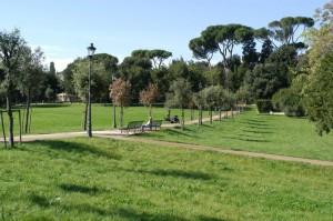 Guarda la versione ingrandita di Roma, caccia al ladro che rapina coppiette al parco coi cocci di bottiglia