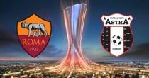 Roma-Astra Giurgiu streaming diretta tv: dove vederla