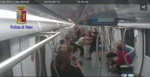 Roma, aggressione in metro a Maurizio Di Francescantonio: arrestato terzo sospetto