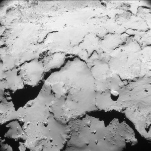 Guarda la versione ingrandita di Rosetta sulla cometa: buonanotte alla sonda che chiude la sua missione