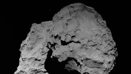 Rosetta sulla cometa: buonanotte alla sonda che chiude la sua missione