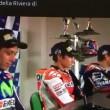 MotoGp. Valentino Rossi e Jorge Lorenzo litigano dopo la gara VIDEO 3