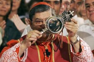 San Gennaro, rubati i 10mila euro raccolti per il miracolo