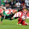 Soccer: Europa League; Sassuolo-Athletic Bilbao