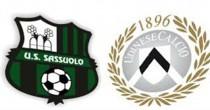 Sassuolo-Udinese streaming e diretta tv, dove vedere Serie A