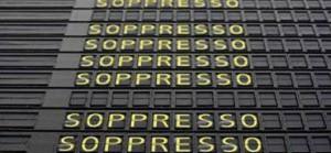 Sciopero treni 29-30 settembre: 24 ore di stop per regionali e lunga percorrenza cancellati