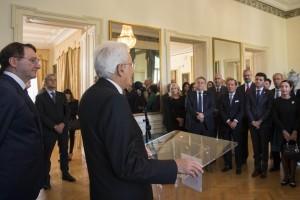 """Referendum, Mattarella risponde a Usa: """"Sovranità agli elettori"""""""