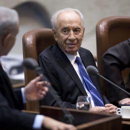 Shimon Peres ha ripreso conoscenza: stabile, ma condizioni serie