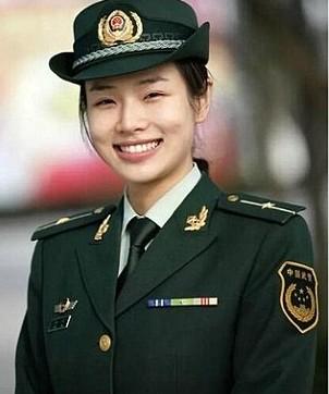 G20: occhi puntati su Shu Xin, la bellissima soldatessa cinese FOTO