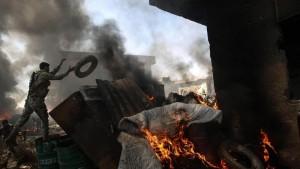 Guarda la versione ingrandita di Siria, tregua violata: raid e morti a Damasco