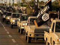 Combattenti dell' Isis a Sirte