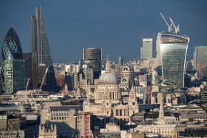 Lo skyline londinese