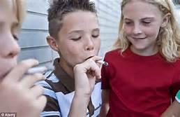 Fumatori adolescenti